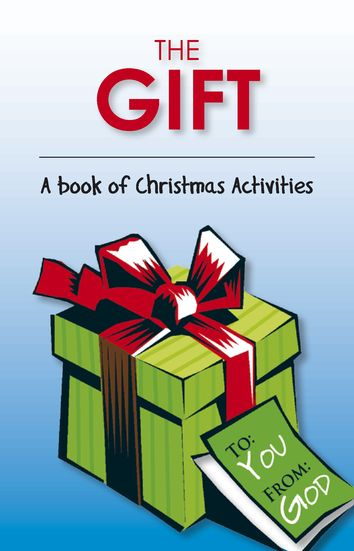 The Gift - A Book of Christmas Activities