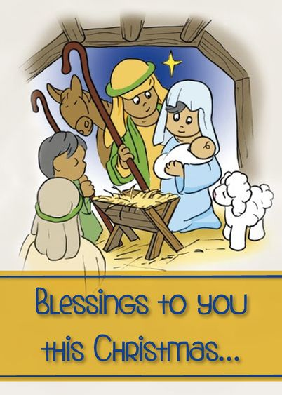 Blessings to You This Christmas