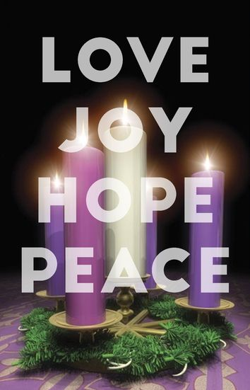 Love Joy Hope Peace