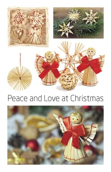 Peace & Love at Christmas
