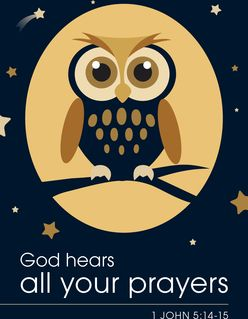 God Hears all Your Prayers