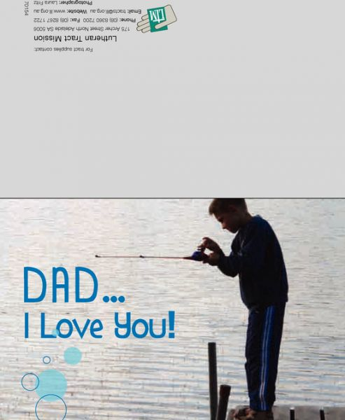 Dad... I Love You
