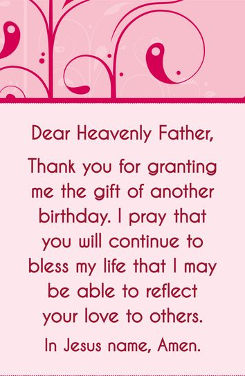 Cool A Birthday Prayer Just For You Lutheran Tract Mission Ltm Funny Birthday Cards Online Alyptdamsfinfo