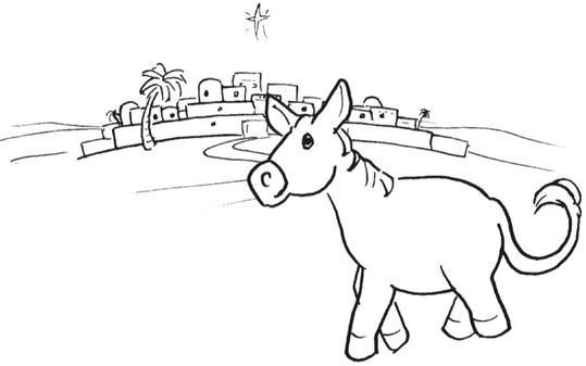 coloring pages christmas lutheran - photo#49