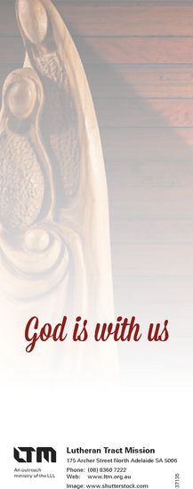 Jesus: God is with Us