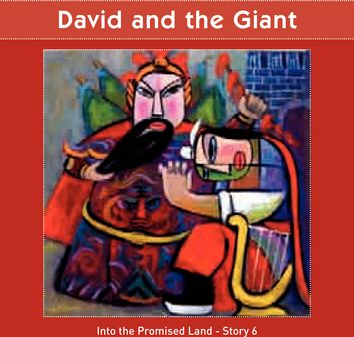 David and the Giant  (Promised Land - Story 6)