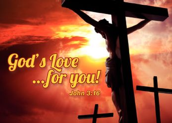God's Love...For You