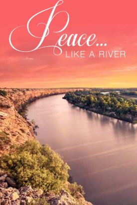 peace like river The song was peace like a river, a song that i sang in school when i was a little  kid, several years older than the kid i was teaching it to.